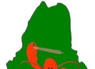 is marijuana legal in Maine