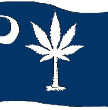 is weed legal in South Carolina