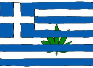 is weed legal in Greece
