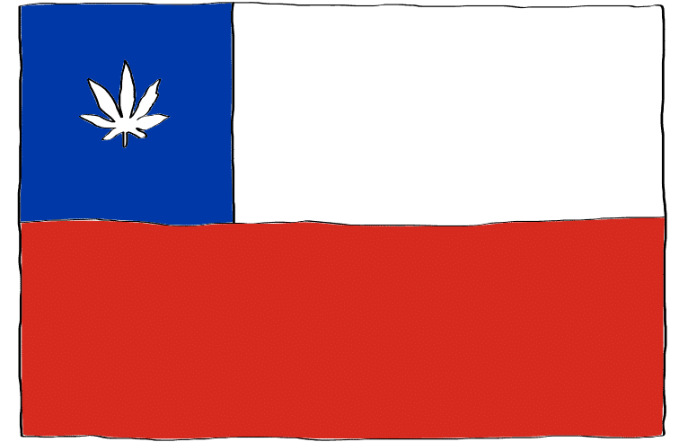 Chile weed laws