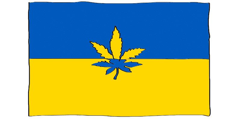 is weed legal in Ukraine