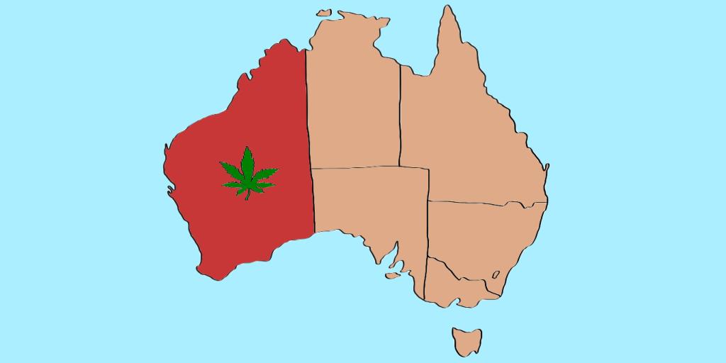 weed in Western Australia