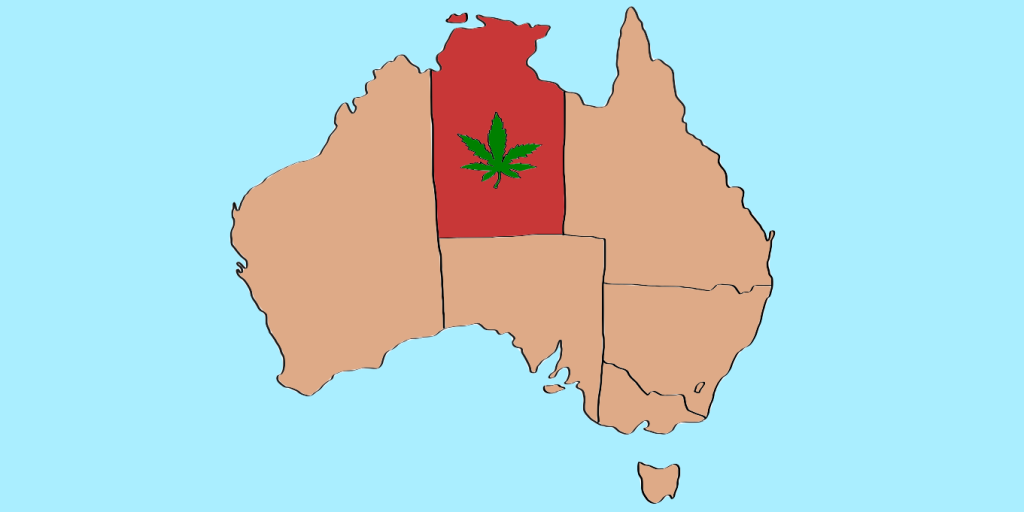 weed in northern territory