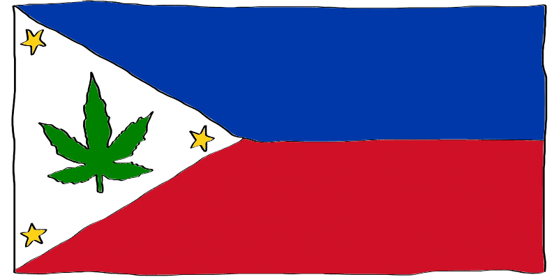 is weed legal in the Philippines