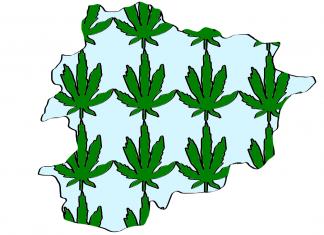 is weed legal in Andorra
