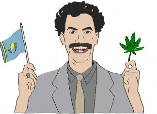 is weed legal in Kazakhstan