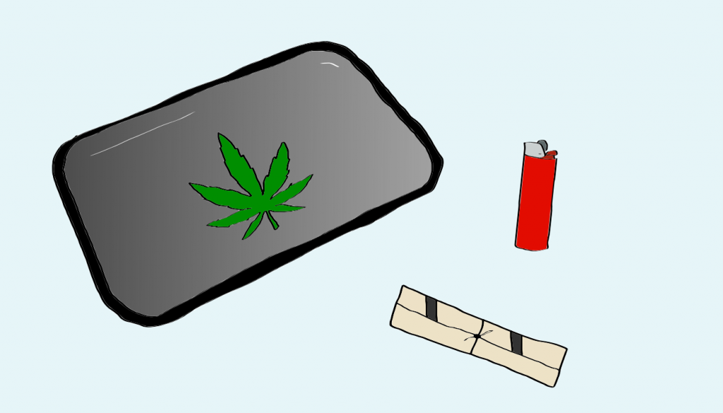 why rolling trays are important