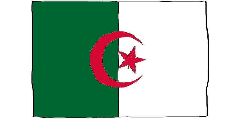 is weed legal in Algeria