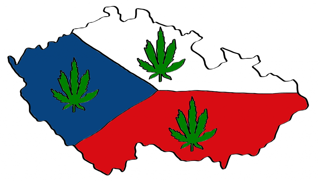 is weed legal in Czechia